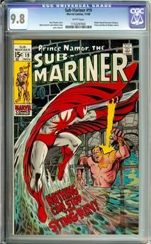 Sub-Mariner #19