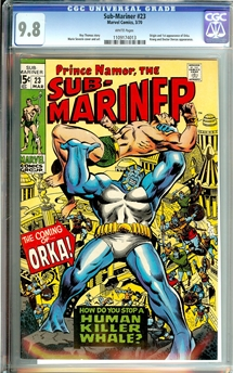 Sub-Mariner #23