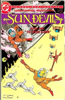Sun Devils #7
