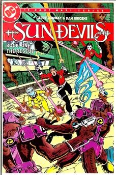 Sun Devils #4