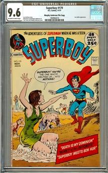 Superboy #179