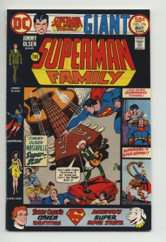 Superman Family #176