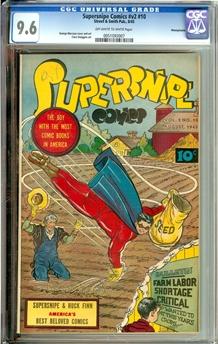 Supersnipe Comics #10