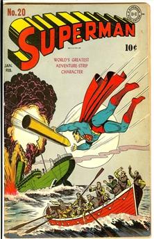 Superman #20