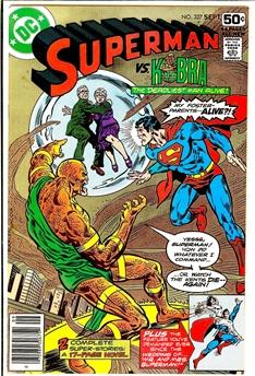 Superman #327