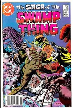 Swamp Thing (Vol 2) #22