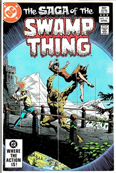 Swamp Thing (Vol 2) #12
