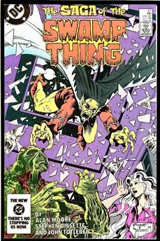 Swamp Thing (Vol 2) #27