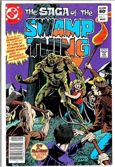 Swamp Thing (Vol 2) #1