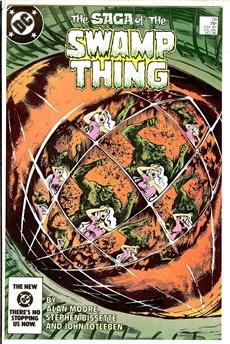 Swamp Thing (Vol 2) #29