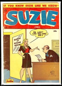 Suzie Comics #61