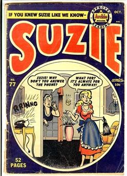Suzie Comics #77