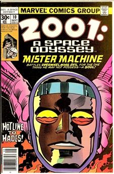 2001 A Space Odyssey #10