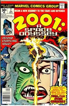 2001 A Space Odyssey #2