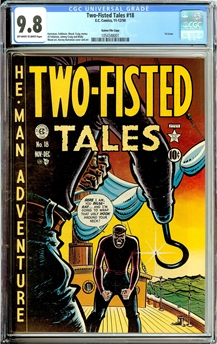 Two-Fisted Tales #18