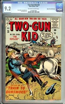 Two-Gun Kid #28