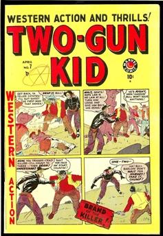 Two-Gun Kid #7