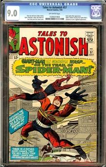 Tales to Astonish #57