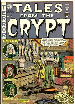 Tales From the Crypt #25