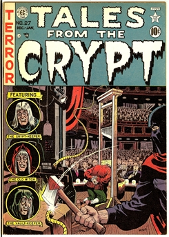 Tales From the Crypt #27