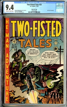 Two-Fisted Tales #25
