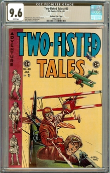 Two-Fisted Tales #40