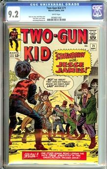 Two-Gun Kid #71