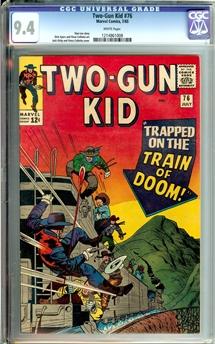 Two-Gun Kid #76