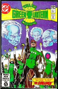 Tales of the Green Lantern Corps #1