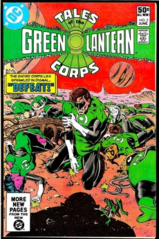 Tales of the Green Lantern Corps #2