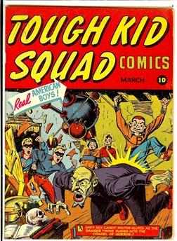 Tough Kid Squad #1