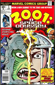 2001 A Space Odyssey #2