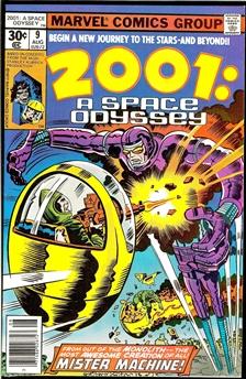 2001 A Space Odyssey #9