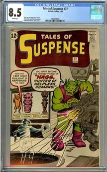 Tales of Suspense #37