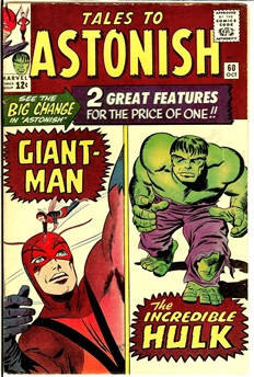 Tales to Astonish #60