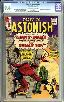 Tales to Astonish #51