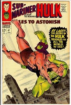 Tales to Astonish #87