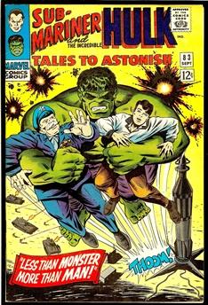 Tales to Astonish #83