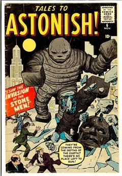 Tales to Astonish #6