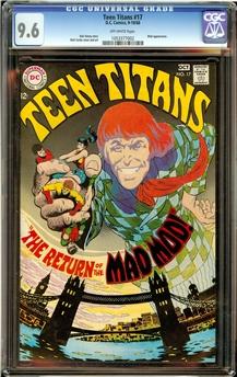 Teen Titans #17