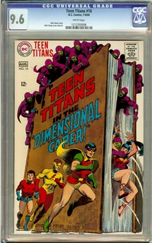Teen Titans #16