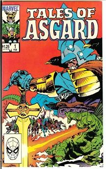 Tales of Asgard (Vol 2) #1
