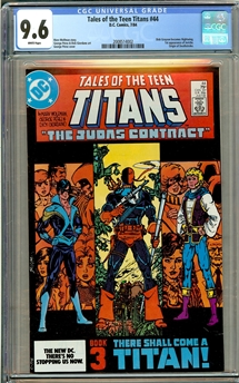 Tales of the Teen Titans #44
