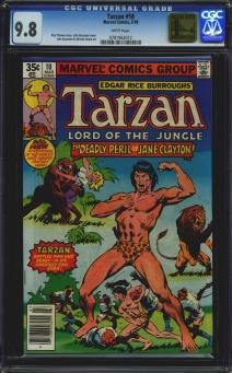 Tarzan #10