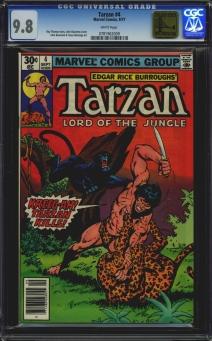 Tarzan #4