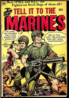 Tell It to the Marines #1