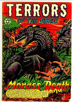 Terrors of the Jungle #4