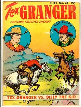 Tex Granger #23