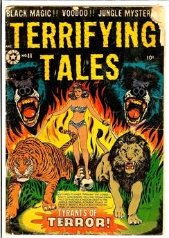 Terrifying Tales #11