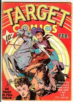 Target Comics #1